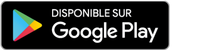 Disponible sur Google Play
