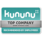 Logo Kununu Top Company Recommended by employees!