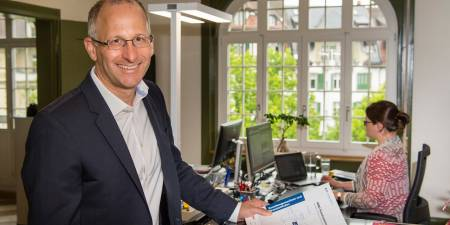 Marc K. Peter über die Handlungsfelder der Digitalen Transformation